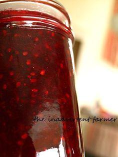Plum berry jam recipe