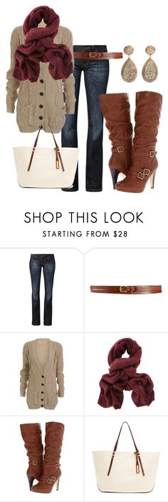 """Untitled #146"" by chloe-604 ❤ liked on Polyvore featuring CROSS Jeanswear, rag & bone, Dorothy Perkins, Madden Girl, Michael Kors and Ileana Makri"