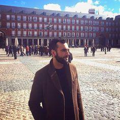 MARCO MENGONI in Madrid via twitter