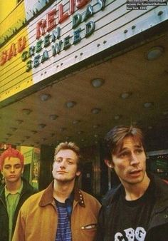 Billie, Trè, and Mike