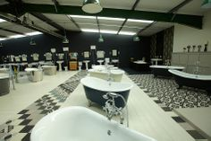 Fantastic showroom space to view all our products in one visit