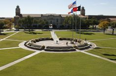 Favorite Place ever.... my beautiful Texas Tech campus.  Miss it so much