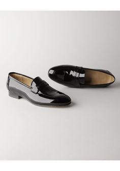 Style - Minimal + Classic: DIEPPA RESTREPO / PENNY PATENT LOAFER