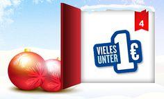 Hinter dem Fenster unseres clever® Adventkalenders 2012 hat sich heute ein 1-Euro-Produkttipp versteckt! Wie Ihr damit gewinnen könnt, erfahrt Ihr in unserem Onlinemagazin http://www.cleverleben.at/clever-magazin/post/2012/12/04/das-4-fenster-ist-offen.html