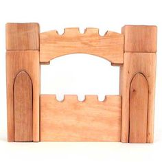 Wooden Castle: Ostheimer Figures Fairy Tale Toys