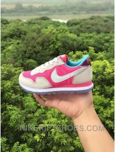 a637353fbe0 Nike Waffle Racer 2016 Winter Kids White Pink Shoes For Sale 62JsF