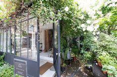 自由が丘の路地裏に佇む「BROCANTE」。フレンチアンティーク販売とガーデン施工を行う。http://brocante-jp.biz/pg119.html