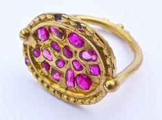 Polly Wales fine jewellery - Gemstone Ring