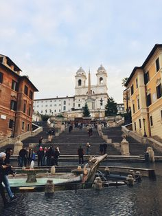 piazza di spagna #rome | renke yi | VSCO Grid