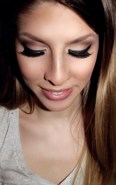 Reminds Me Of Adele #makeup, #maquillage, #makeover, https://facebook.com/apps/application.php?id=106186096099420