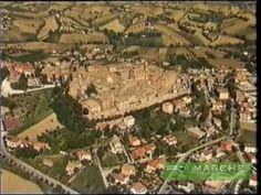 Corinaldo: a very lovely italian village! Marche, Italy  www.turismo.marche.it