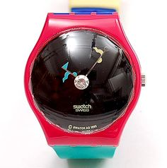 POP Swatch Collector Special Crystal Surprise uitvoering Swatch / Zwitserland 1994 in originele verpakking
