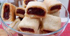 Enroladinho de Goiabada   Receitas   Receitas Mini Pizzas, Chocolate, Cheesecake, Pudding, Desserts, Recipes, Food, Dessert, Recipes For Biscuits