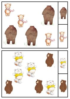 Plus ou moins d'ours