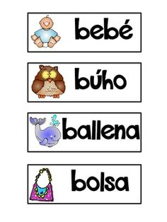 Las Mejores Palabras {Spanish Word Wall}116 cards plus 16 sight word cards :D