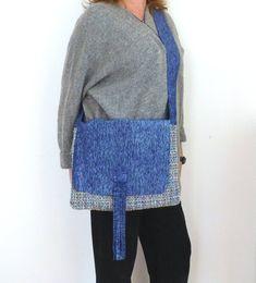 Everyday color purse blue crossbody bag patterned metallic leather shoulder  bag texture b59a06fb6f217