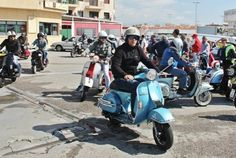 Get set for Sabinillas Scooter Day on April 23