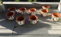 Mosaic Pots, Mugs, Tableware, Dinnerware, Tumblers, Tablewares, Mug, Dishes, Place Settings