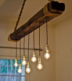 Farmhouse Lighting, Rustic Lighting, Industrial Lighting, Kitchen Lighting, Pendant Lighting, Rustic Farmhouse, Edison Lighting, Lighting Design, Edison Bulb Chandelier