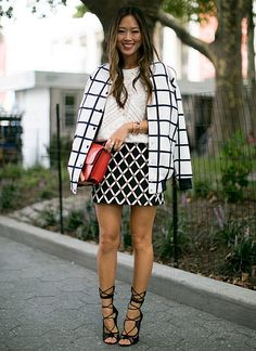 Aimee Song #streetstyle