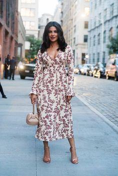 Priyanka Chopra Dressed For Fashion Week the Same Way You Should Every Morning