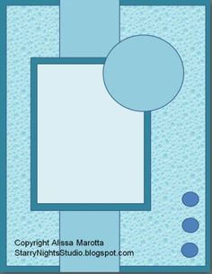 Free Handmade Greeting Card Layouts | HubPages