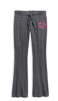 HD Spodnie damskie (PINK LABEL ACTIVEWEAR)