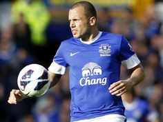 Linderoth fran start i everton