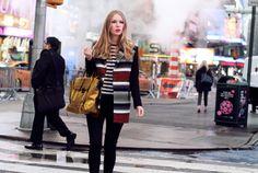 carolina engman new york// love this coat!