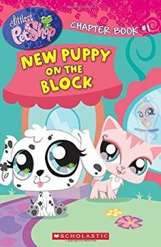 Kids Chapter Books, Lps Pets, Shop Fans, New Puppy, New Tricks, Pet Shop, Book Publishing, Book Format, Book 1