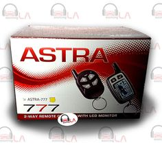 Sourcing-LA: ASTRA777 SCYTEK NEW CAR ALARM 2 WAY LCD PAGER ASTR...