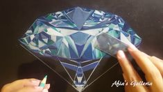 How to Draw a Diamond – Step by Step Diamond Drawing Tutorial How to draw a diamond. Today we will learn how to draw diamond. Drawing diamond is not that dif.