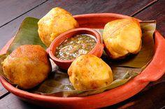 MARRANITAS, como preparar esta receta típica de la gastronomía de Cartagena de Indias.  www.cartagenadeindiaslive.com