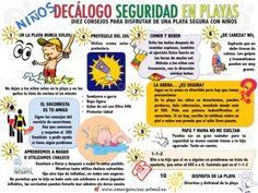 Claves para evitar ahogamientos infantiles en la playa. Decálogo e infografía de @Emergencies7000 http://blgs.co/YU7n85