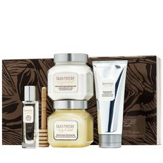 Sweet Temptations Almond Coconut Milk Luxe Body Collection, SpaceNK.com
