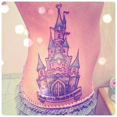 castle tattooo!