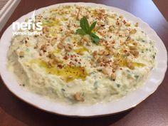 Nefis Yoğurtlu Rende Salata (lezzeti Şahane)