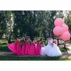 Подружки невесты и Великолепная Вероника!