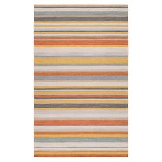 Found it at Wayfair - Kendall 2' x 3' Golden Yellow & Misty White Rug