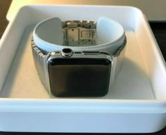 Product review for Apple Watch 42mm Stainless Steel Case with Black Sport Band -  Reviews of Apple Watch 42mm Stainless Steel Case with Black Sport Band. Buy Apple Watch 42mm Stainless Steel Case with Black Sport Band: Unlocked Cell Phones – ✓ FREE DELIVERY possible on eligible purchases. Buy online at BestsellerOutlets Products Reviews website.  -  http://www.bestselleroutlet.net/product-review-for-apple-watch-42mm-stainless-steel-case-with-black-sport-band/