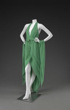 Ensemble Halston, 1970s The Indianapolis Museum of Art