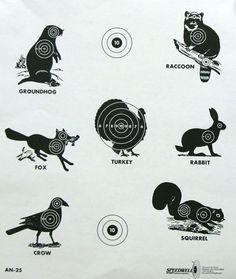 ... Shooting Targets, Shooting Targets, Cardboard Targets, Steel Targets