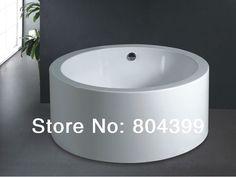 Wonderful B511 Best Acrylic Round Bath Tub Soaking Bathtub,cheap Freestanding Bathtub  Tubs $1,508.00