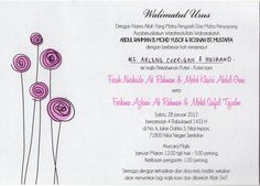 islamic wedding cards muslim wedding reception