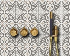 Bristol Kitchen Bathroom Backsplash Tile Wall Stair Floor | Etsy Peel N Stick Backsplash, Peel And Stick Tile, Stick On Tiles, Kitchen Backsplash, Diy Kitchen, Kitchen Ideas, Tile Decals, Wall Tiles, Vinyl Decals