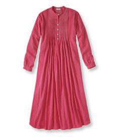 Laura Scott Womens Pink Plaid Flannel Nightgown Sleep Shirt Night ... ff32b12d6
