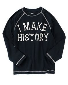 I Make History Tee