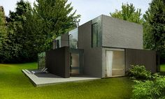 These images below are the photo of single house architecture from Tamizo Architects Group, that you can find more info about their architecture projects in Green Architecture, Contemporary Architecture, Architecture Design, Architecture Interiors, Tamizo Architects, Interior Exterior, Single Family, Ideal Home, Group Projects