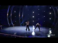 SYTYCD Alex Wong and Billy Bell with All-Star Ade performing This Bitter Earth/On the Nature of Daylight Contemporary Routine by Mia Michaels