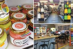 Merrypak - Cape Town factory shops - Photos by Rachel Robinson
